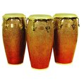 Tycoon Master Platinum Sunrise Series Congas Set