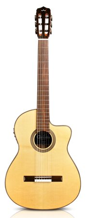 Image for Cordoba Fusion 12 Natural Acoustic Electric Nylon Guitar