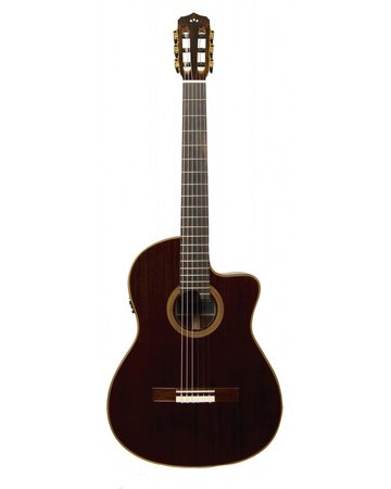 Image for Cordoba Fusion 12 Rose Acoustic Electric Nylon Guitar