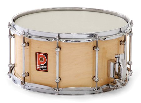 Image for Premier 2636NL Modern Classic Snare Drum Maple Natural L