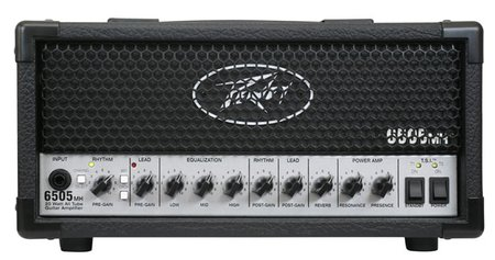 Image for Peavey 6505 Mini Head