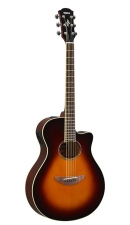 Image for Yamaha APX 600 Acoustic Electric Guitar