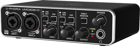 Image for Behringer Soundcard UMC202HD
