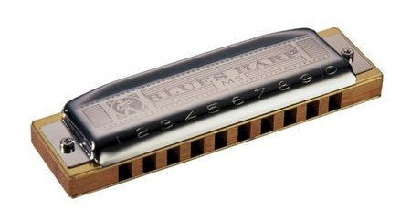 Image for Hohner Blues Harp Harmonica