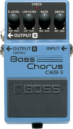Image for BOSS CEB 3 Electric Bass Effect