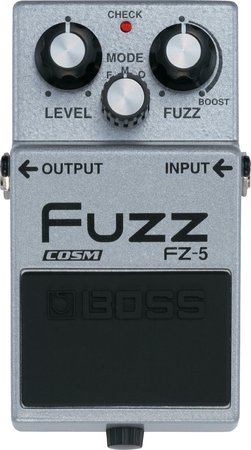 Image for Boss Fuzz FZ 5 Pedal Effect