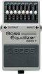 BOSS GEB 7 Equalizer Bass