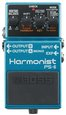 BOSS PS 6 Harmonist Pitchshifter Effect Pedals