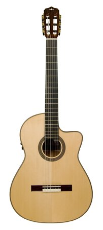 Image for Cordoba Fusion 12 Maple Acoustic Electric Nylon Guitar