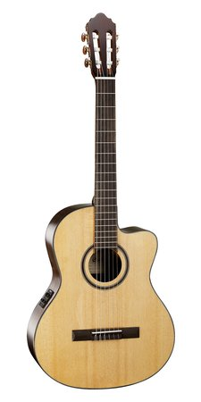 Image for Cort AC160CF Acoustic Electric Guitar