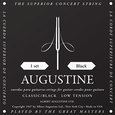 Albert Augustine Classic Black String Set Low Tension