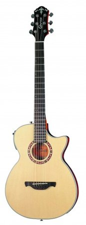 Image for Crafter CTS 150/N (W/DXB-CTS) Acoustic Electric Guitar