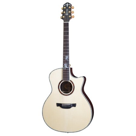 Image for Crafter PG-Rose Plus Anniversary Series Acoustic Electric Guitar