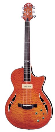 Image for Crafter SAT QMOS Acoustic Electric Guitar