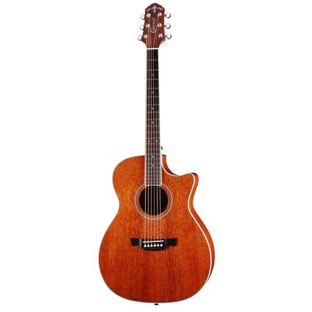 Image for Crafter TE 6MH/BR Acoustic Electric Guitar