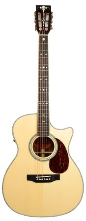 Image for Crafter TMC 035/N Acoustic Electric Guitar