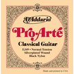 D'Addario EJ 49 Pro Arte Black Acoustic Nylon Strings