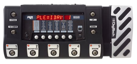 Image for Digitech RP500 Guitar Multi Effect