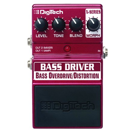 Image for Digitech XBD Bass Driver Effect Pedals