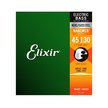 Elixir 14202 / 045 - 130 Nanoweb Light Long Scale 5-String Electric Bass Strings
