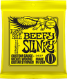 Ernie Ball 2627 Nickel Beefy Slinky Electric Guitar Strings