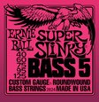 Ernie Ball 2824 Super Slinky Electric Bass Strings