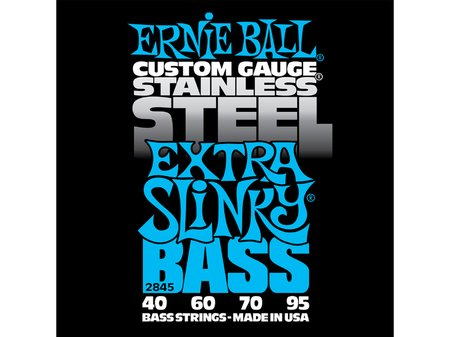Image for Ernie Ball 2845 Extra Slinky Electric Bass Strings