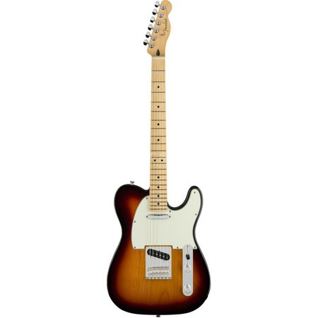 Image for FENDER PLAYER SERIES TELECASTER MN ELECTRIC GUITAR - 3 COLOUR SUNBURST