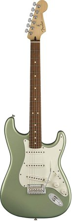 Image for Fender Player Stratocaster Sage Green Metallic Pau Ferro