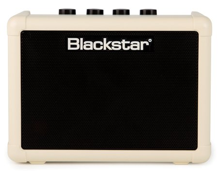 Image for Blackstar Fly 3 Cream Limited Edition Mini Guitar Amp