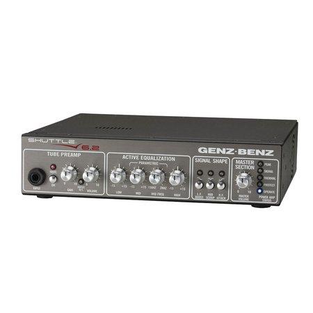 Genz Benz Shuttle 6 2 Bass Head Amps Nuansa Musik