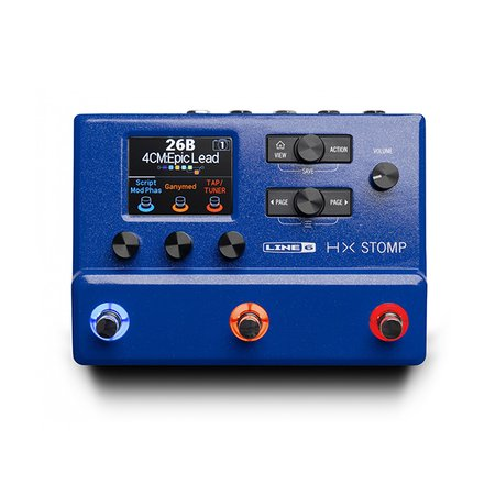 Image for Line 6 HX STOMP Blue (Limited Edition) #NewProduct