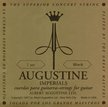 Albert Augustine Imperial Black String Set Low Tension