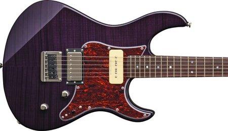Yamaha Pacifica 611 Tpp Electric Guitar Nuansa Musik