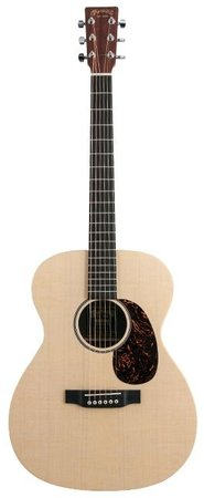 Image for Martin X Series 000XAE Auditorium Acoustic-Electric Guitar Natural