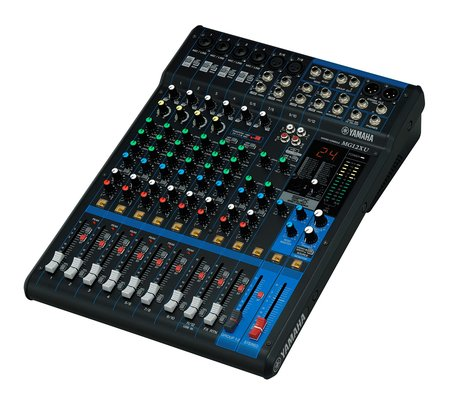 Image for Yamaha MG12XU Analog Mixing Console