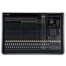 Image for Yamaha MGP24X Analog Mixer