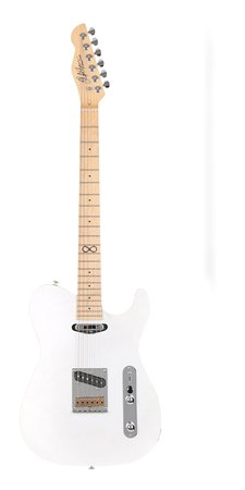 Image for Chapman ML3 Traditional White Dove Electric Guitar