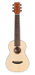 Cordoba Mini M SP/MH Acoustic Electric Nylon Guitar