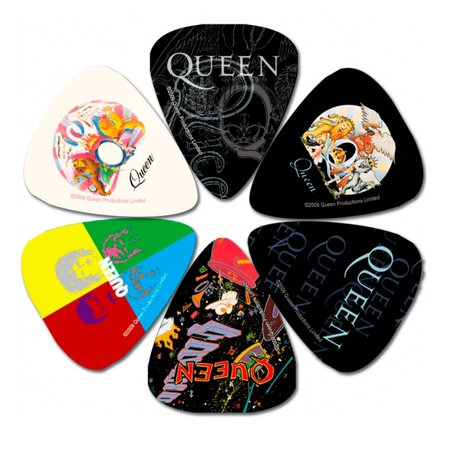 Image for Perri's Queen (Lp-Qn) Guitar Picks