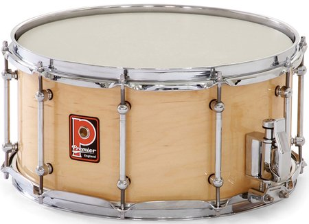 Image for Premier Modern Classic 2629NL Maple Natural L Snare Drums