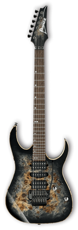 Image for Ibanez RG1070PBZ CKB Premium Electric Guitar