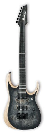 Image for Ibanez RGDIX6PB SKB Iron Label Electric Guitars
