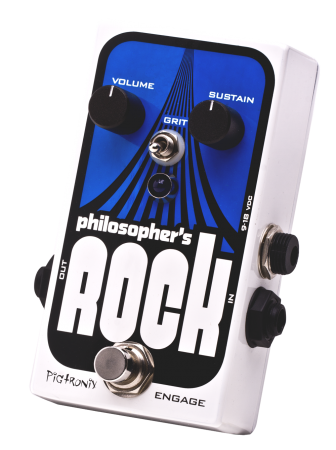 Image for PIGTRONIX ROX PHILOSPHER'S ROCK Pedal