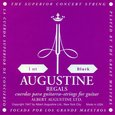 Albert Augustine Regal Black String Set Low Tension