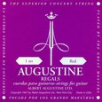 Albert Augustine Regal Red String Set Medium Tension