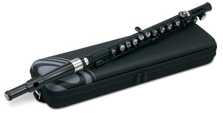 Image for Nuvo Student Flute Black