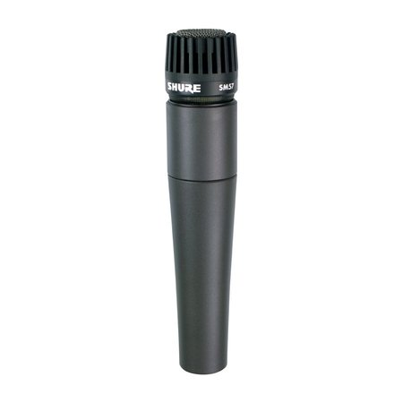 Image for Shure SM 57 Musical Instrument & Vocal Microphone