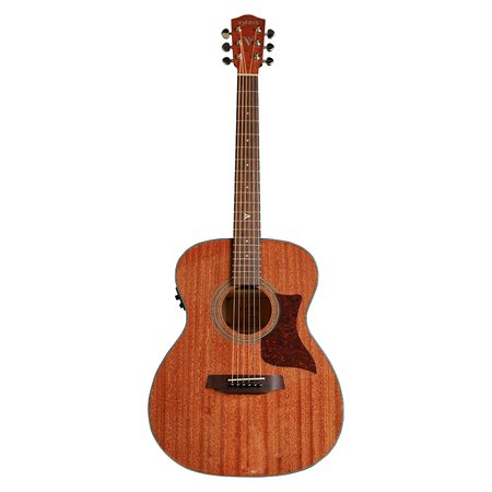 Image for Vynn's OM02 E-MH Acoustic Electric Guitar
