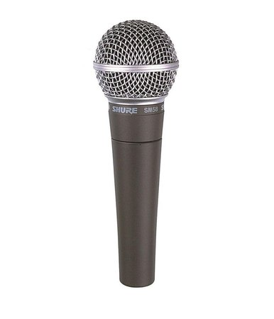 Image for Shure SM 58 Dynamic Microphone